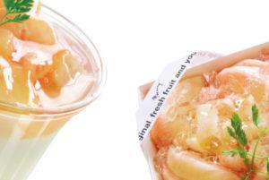 7月20日(火)~ 真夏のフルーツ祭「桃」販売開始のお知らせ!