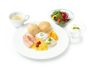 菜根本店と安積店で、ゆっくりと朝食を楽しんでみませんか。
